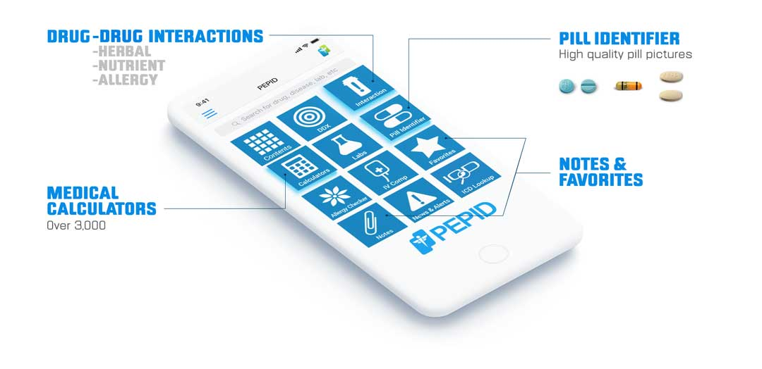 Pepid Clinical Decision Support